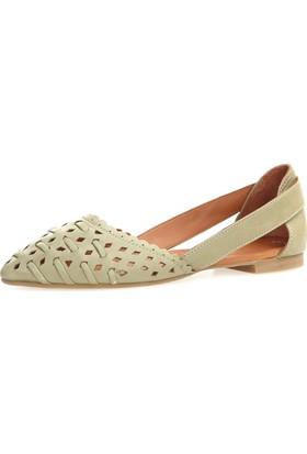 Jo'Scarlet Scarlet Kadın Gri Ayakkabı