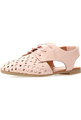 Jo'Scarlet Kayla Kadın Pembe Sandalet
