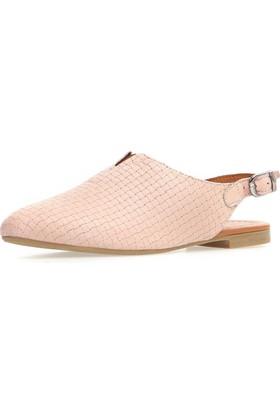 Jo'Scarlet Tessa Kadın Pembe Sandalet