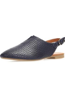 Jo'Scarlet Tessa Kadın Lacivert Sandalet