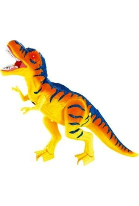 Dino World Pilli Yürüyen Kükreyen Dinazor