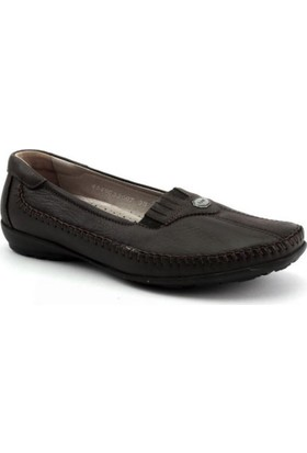 Forelli 33007-G Deri Comfort Ayakkabı