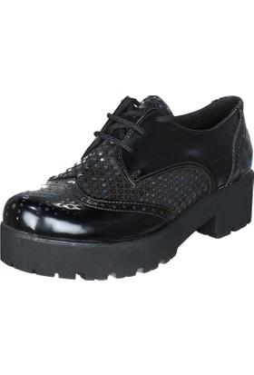 Ony 501 Kalın Taban Ayakkabı
