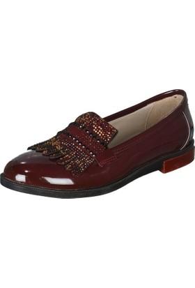 Rsl 1001 Taşlı Babet Ayakkabı