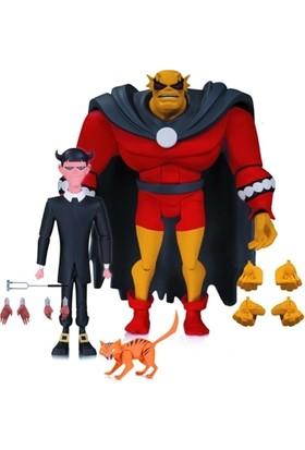 Dc Collectıbles Batman Animated Series: Etrigan And Klarion Action Figure