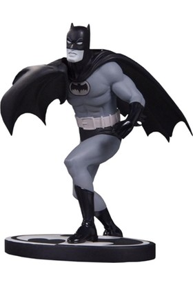 Dc Collectıbles Batman Black & White Statue By Carmine Infantino 2Nd Ed