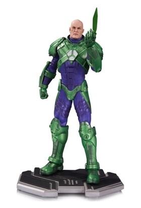 Dc Collectıbles Dc Comics: Icons Lex Luthor Statue