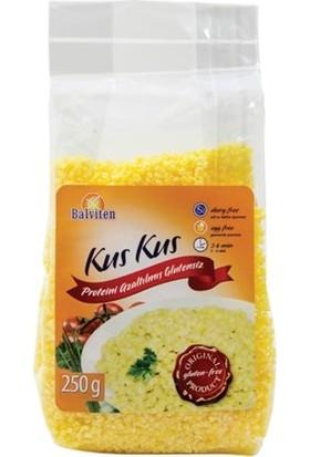 Balviten Düşük Proteinli ve Glutensiz Kuskus Makarna 250 gr