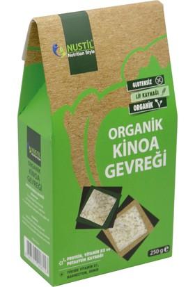 Nustil Organik Kinoa Gevreği250 g
