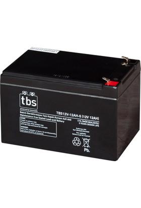 TBS 12V-12AH-5 UPS Tip Akü (TSK1456)