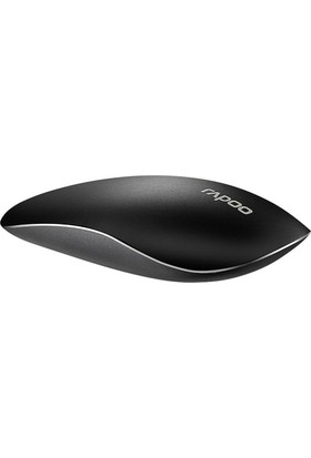 Rapoo 14506 T8 Kablosuz Laser Touch Siyah Mouse