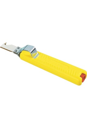 Jokari 10282 Kablo Soyma Bıçağı No.28H Standart(Ø 8-28Mm) Metal Saplı