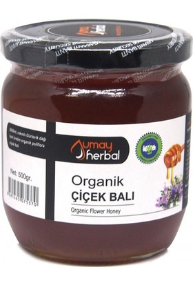Umay Herbal Organik Çiçek Balı 500 Gr