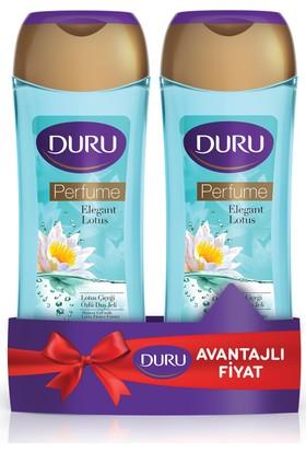 Duru Perfume Duş Jeli Elegant Lotus 500 ml & 500 ml