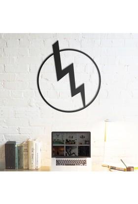 Domirror Deco Metal Tablo Electrical