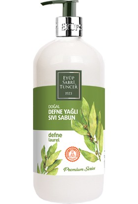 Doğal Zeytinyağlı Sıvı Sabun Defne 500 ml Pet Şişe