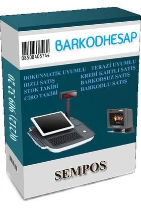 Barkodhesap Sempos Cafe Restaurant Programı