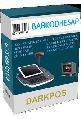 Barkodhesap Sempos Kuyumcu Programı