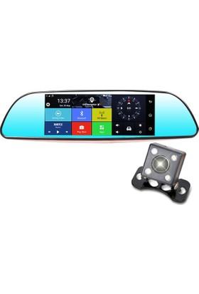 Twinix Akıllı Ön - Arka Araç Kamerası