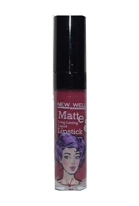 New Well Handmade Serisi Matte Lipstick Kalıcı Ruj 583