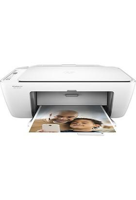 HP DeskJet 2620 Fotokopi Tarayıcı Wi-Fi Airprint Kablosuz Yazıcı V1N01B + USB Kablo