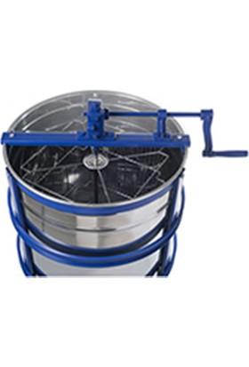 Temiziş Bal Süzme Makinası 4 lü (KROM)