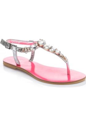 Girl Boss New York Hawai Sandalet