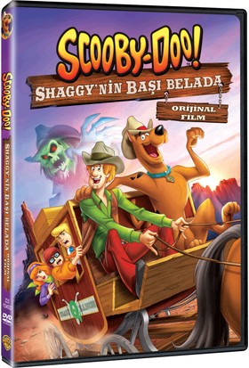 Scooby Doo:Shaggynin Basi Belada - Scooby Doo:Shaggy Showdown DVD