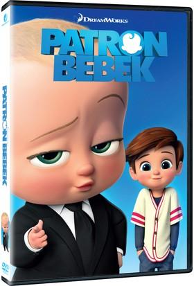 Patron Bebek - Boss Baby DVD