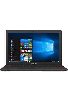 "Asus FX550VX-DM756T Intel Core i7 7700HQ 16GB 1TB + 128GB SSD GTX950M Windows 10 Home 15.6"" FHD Taşınabilir Bilgisayar"