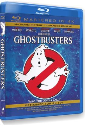 Hayalet Avcıları - Ghostbusters (Blu-Ray Mastered İn 4K)