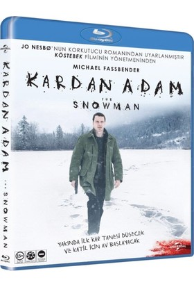 The Snowman - Kardan Adam (Blu-Ray)