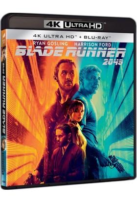 Blade Runner 2049 4K Ultra Hd + Blu-Ray 2 Disk Sansürsüz Versiyon