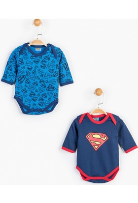 Superman Bebek 2'li Body 12276