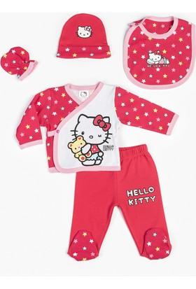 Hello Kitty HK8980 5'li Yenidoğan Set