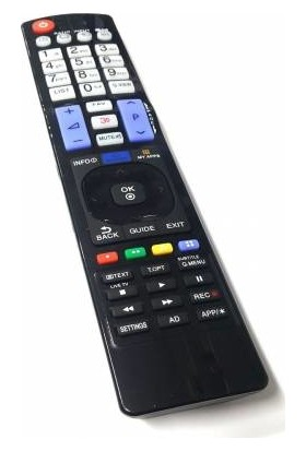 Herz LG Uyumlu 3d-Lcd-Led Tv Kumandası RM-L930