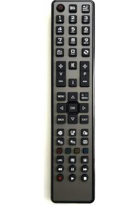 Muke Vestel RC4937 3d-Led TV Kumandası