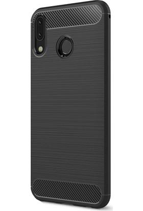 KNY Asus Zenfone 5 ZE620KL Kılıf Ultra Korumalı Room Silikon + Cam Ekran Koruyucu