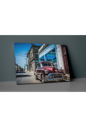 Insigne Klasik Chevrolet Kanvas Tablo