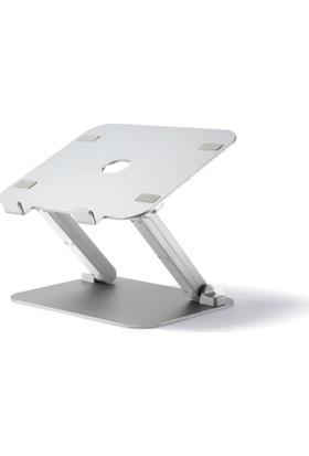 iDock N16 Taşınabilir Ayarlanabilir Alüminyum Dizüstü Bilgisayar Standı
