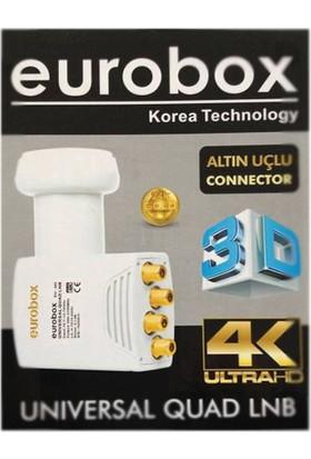 Eurobox Dörtlü Lnb