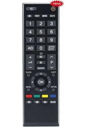 Calbis Toshiba Lcd Tv Kumandası RM-L890