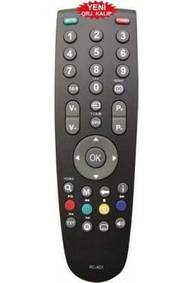 Calbis Arçelik - Beko RC-AD1 Lcd-Led Tv Kumandası