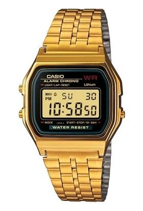 Casio A159WGEA-1DF Digital Kadın Kol Saati