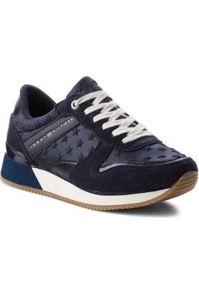 Tommy Hilfiger Fw02806-403 Star Kadın Günlük Ayakkabı