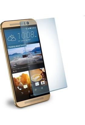Kapakevi HTC One M7 Mini 9H Temperli Cam Ekran