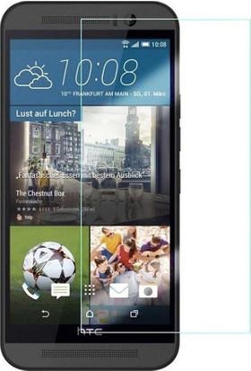 Kapakevi HTC One M9 Plus 9H Temperli Cam Ekran Koruyucu