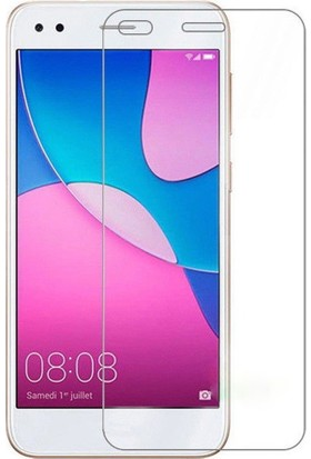 Kapakevi Huawei P9 Lite Mini 9H Temperli Cam Ekran Koruyucu
