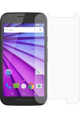 Kapakevi Motorola E4G 9H Temperli Cam Ekran Koruyucu