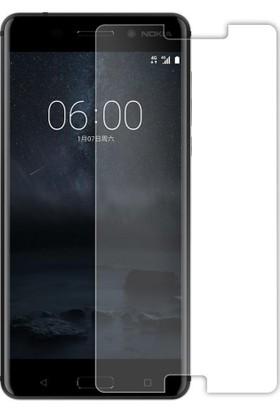 Kapakevi Nokia 3 9H Temperli Cam Ekran Koruyucu